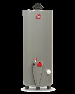 Calentador de agua Rheem de depósito 76L a gas LP 2 servicios