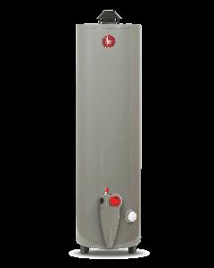 Calentador de agua Rheem de depósito 114L a gas LP 3 servicios