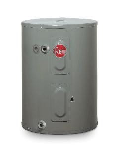Calentador de agua Rheem de depósito eléctrico 114 L 127 V 3 servicios