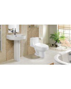 WC Cerámico Blanco